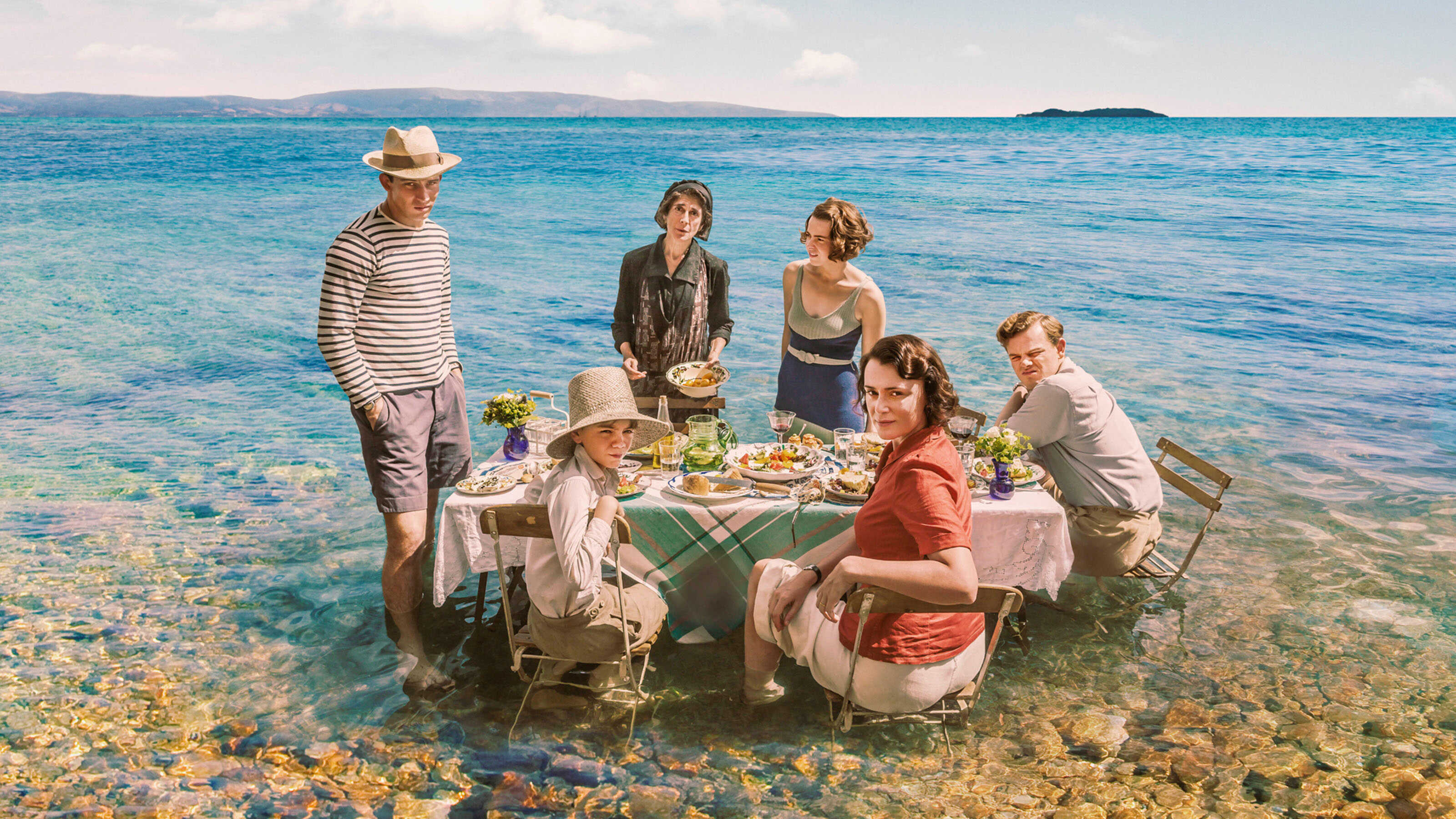 The Durrells in Corfu on MASTERPIECE on PBS