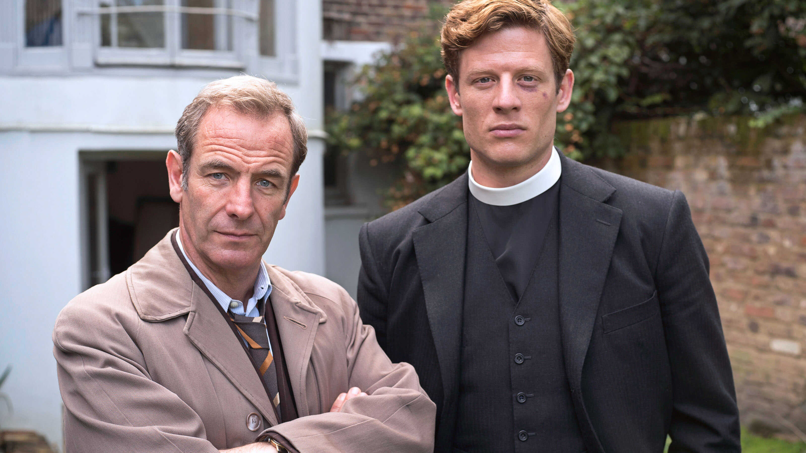 Grantchester on MASTERPIECE on PBS