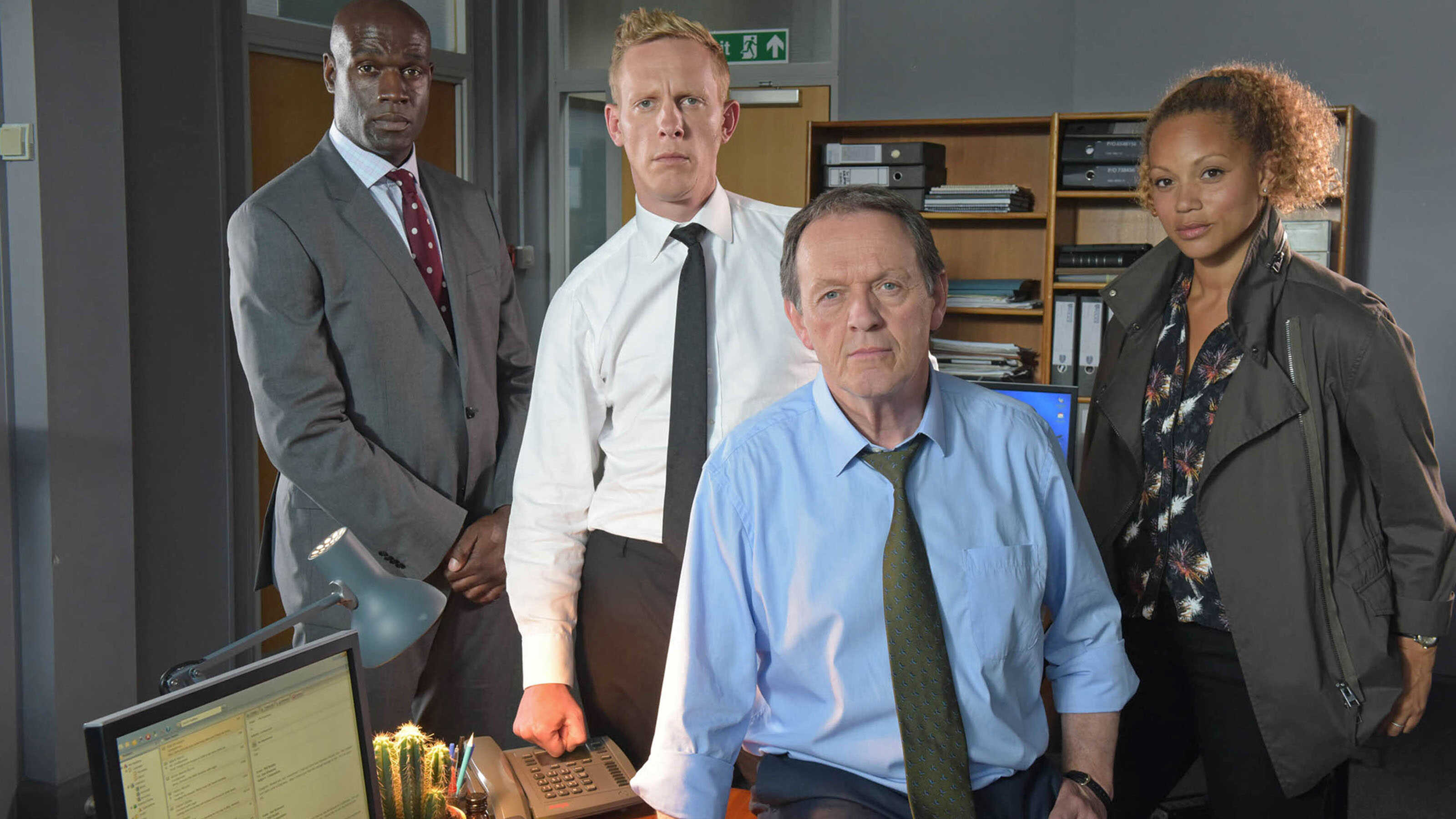 Inspector Lewis Season 8 Episode 1 One For Sorrow Preview