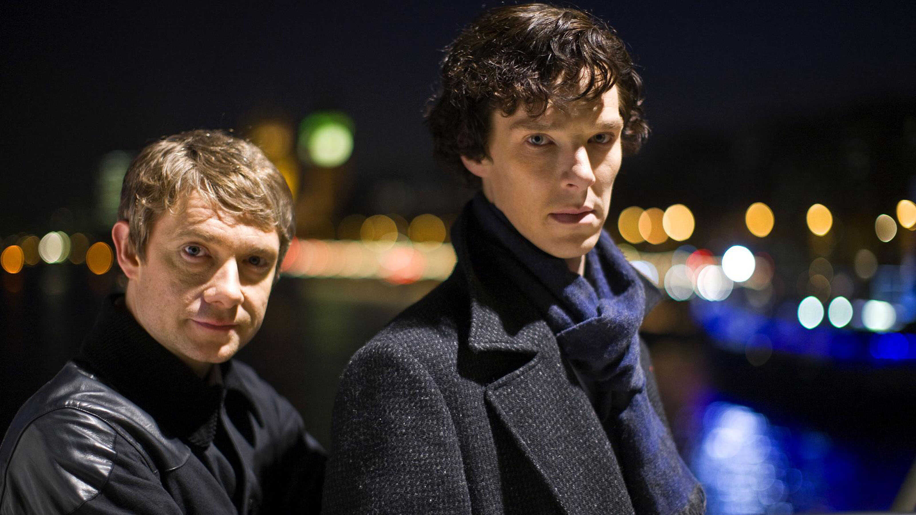 Sherlock, Season 1: Episode 2