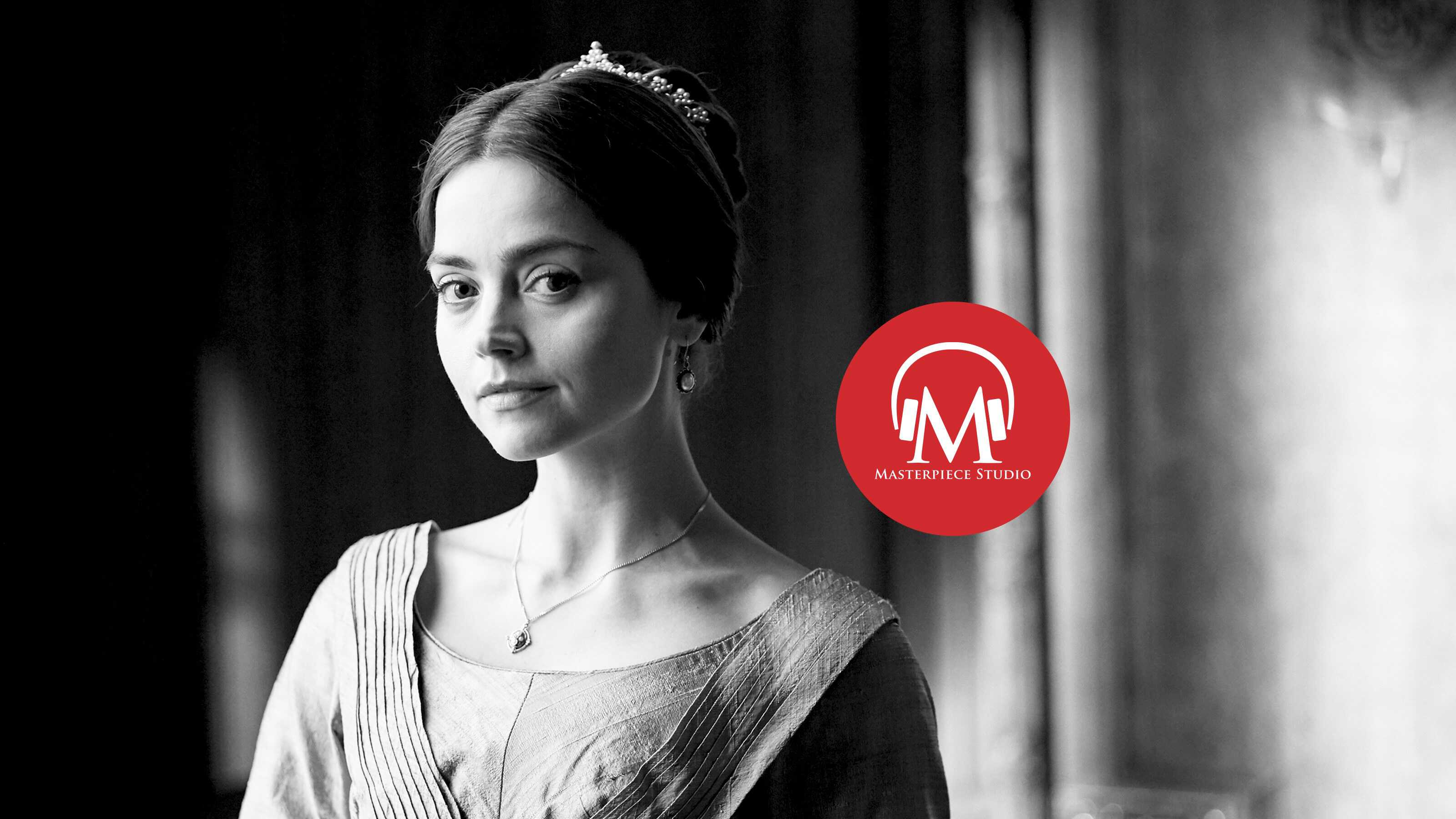 Jenna Coleman, star of Victoria on Masterpiece on PBS