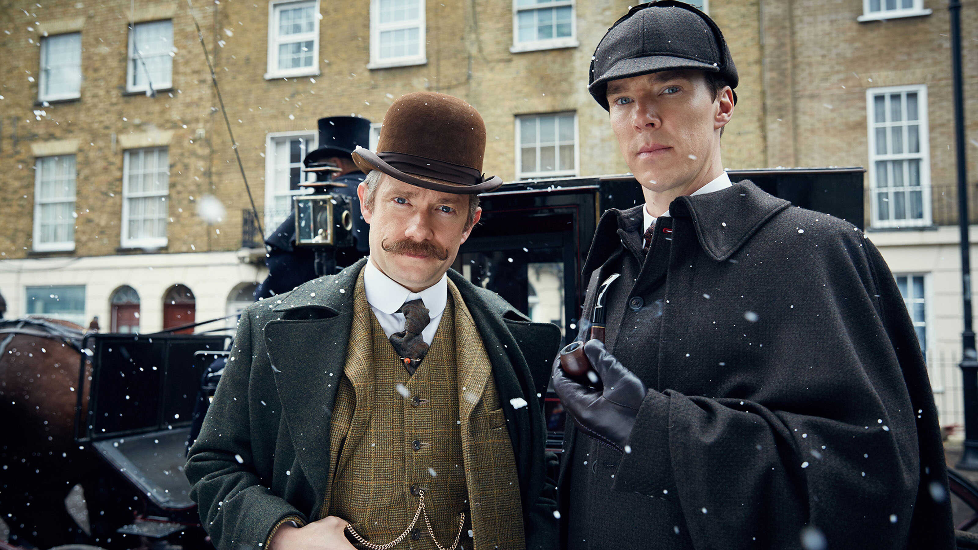 Live Stream: Sherlock The Abominable Bride | Sherlock | Programs ...