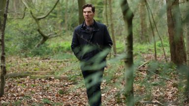Benedict Cumberbatch in The Child in Time