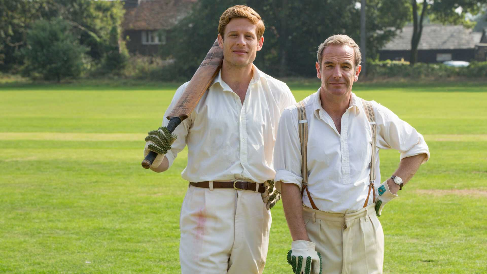 Image result for grantchester cricket episode