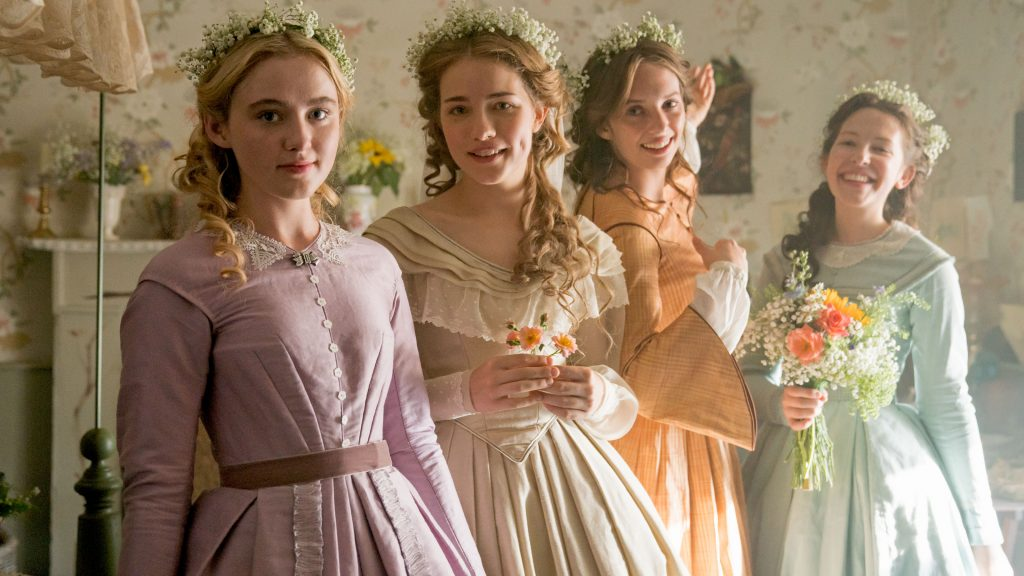 womens struggles in little women 2018 marks the 150th anniversary of the classic little women by  join these modern young women in a new narrative that follows modern girls and their struggles .