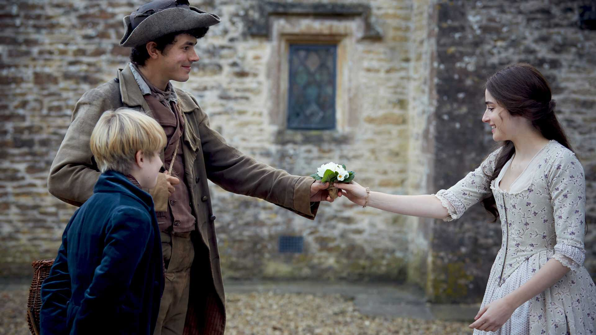 EXCLUSIVE: Behind The Scenes On Poldark