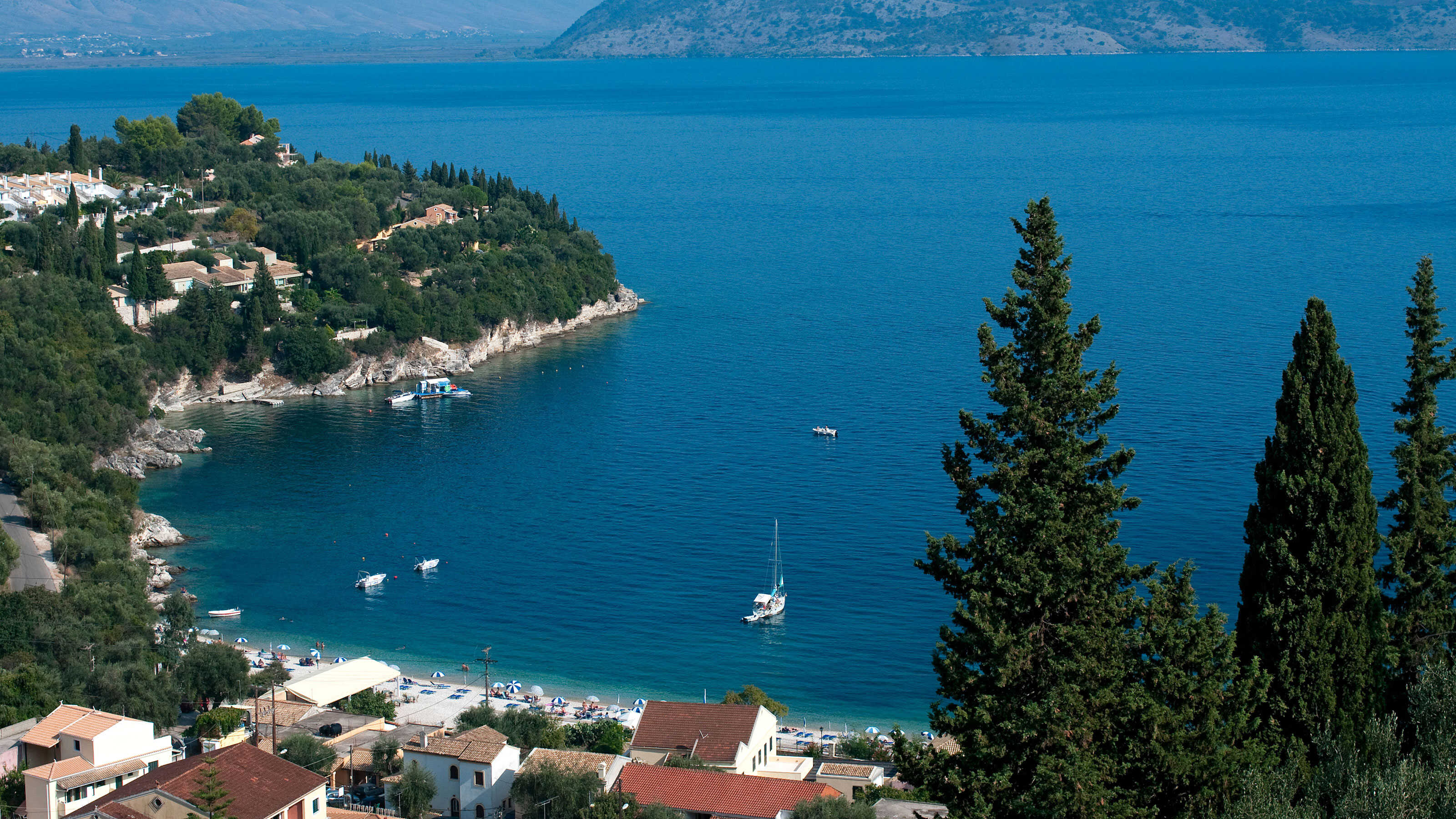 Masterpiece The Real Life Locations Of The Durrells In Corfu
