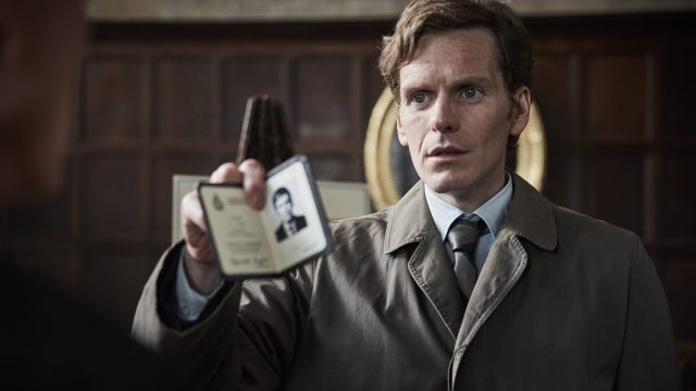 MASTERPIECE | Endeavour: Season 5
