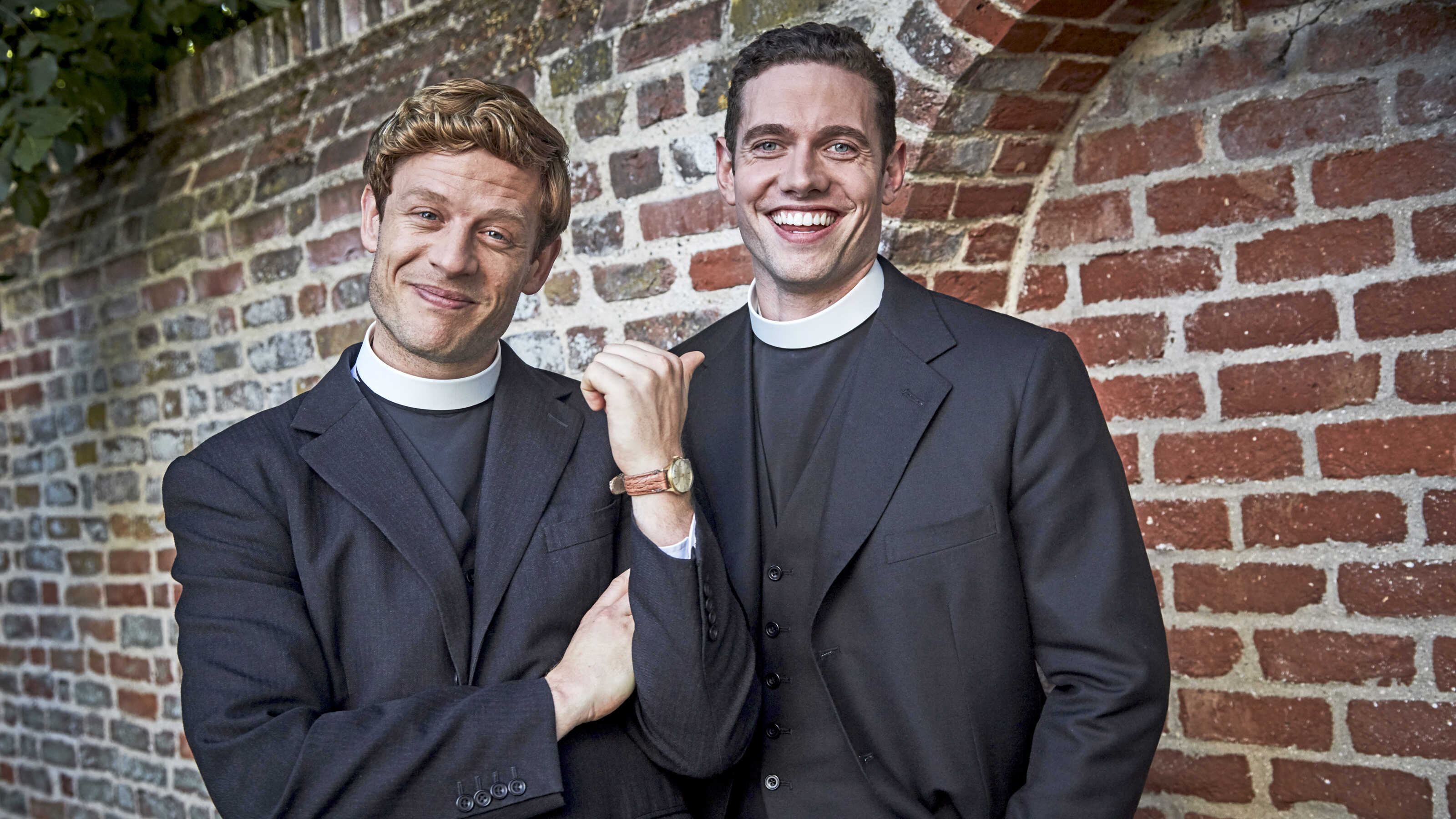 james norton, tom brittney