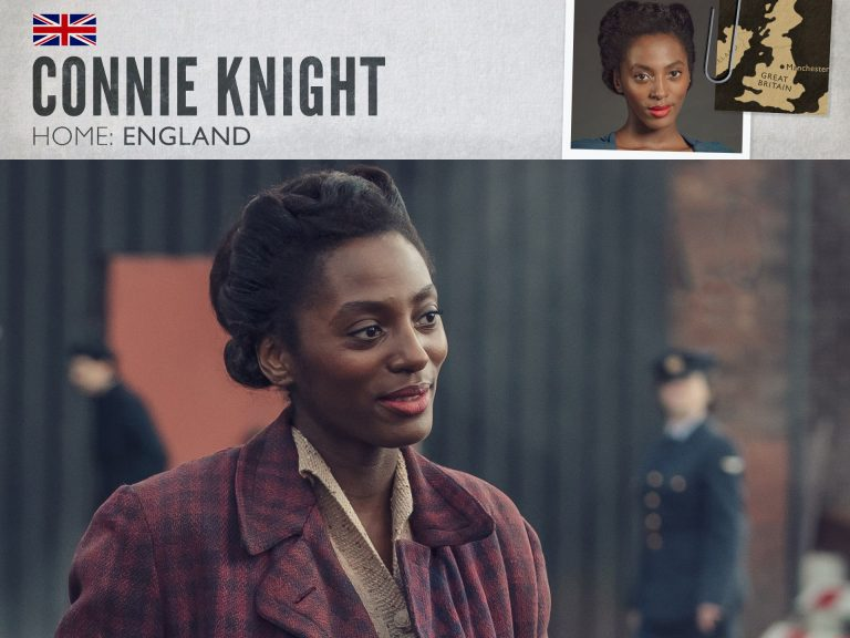 Yrsa Daley-Ward as Connie Knight in World on Fire