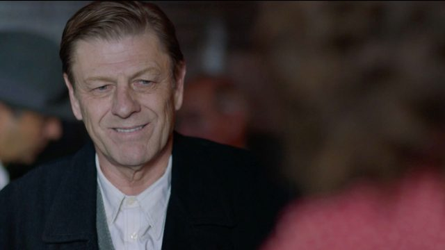 Sean Bean as Douglas Bennett in World on Fire, Season 1