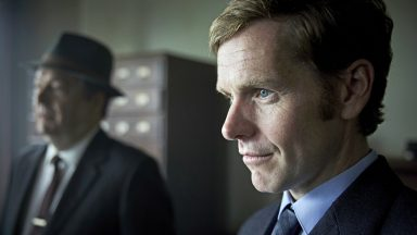 Shaun Evans as Endeavour Morse in Endeavour Season 7