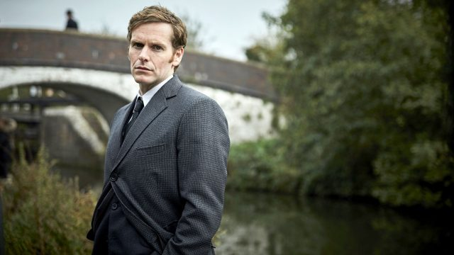 Shaun Evans as Endeavour Morse in Endeavour Season 7 Episode 3