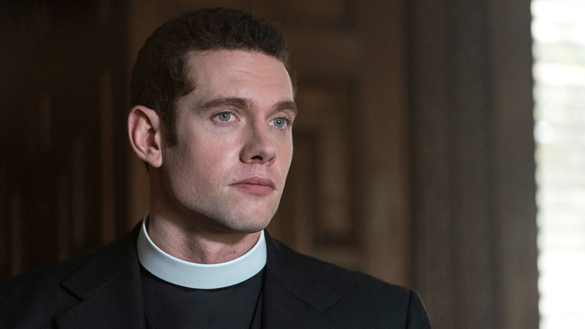 Tom Brittney as Will Davenport in Grantchester, Season 5: Episode 4