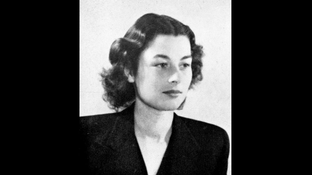 Violette Szabo, a British/French Special Operations Executive agent during World War II.