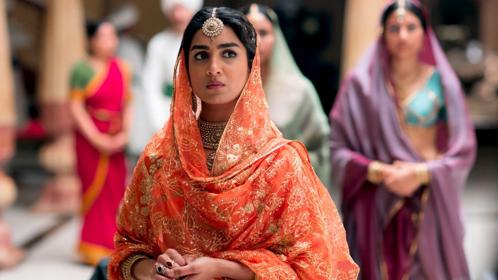 Pallavi Sharda as Chandrika in Beecham House