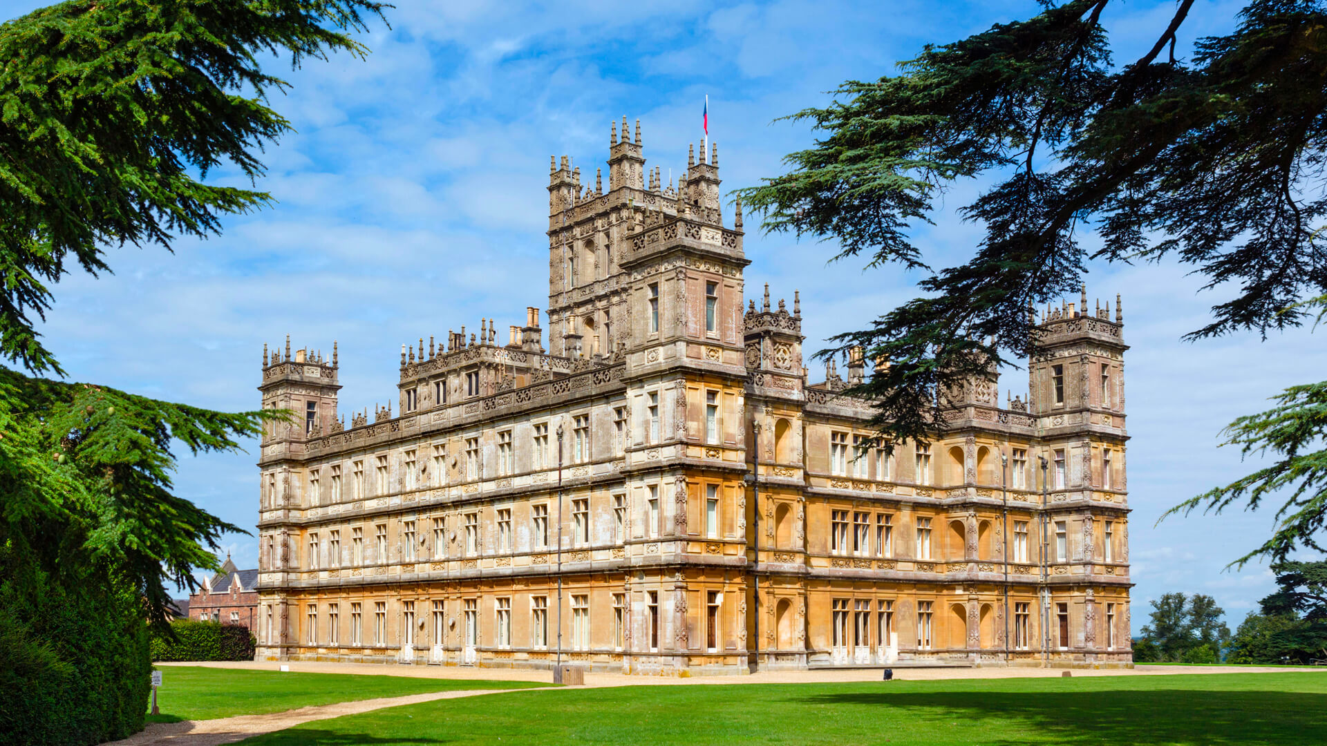 Highclere Castle