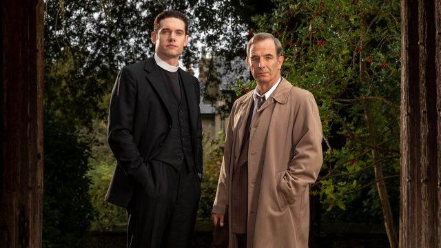 Tom Brittney and Robson Green are back for Season 5 of Grantchester