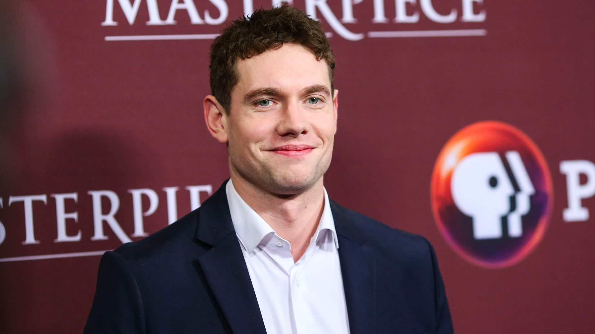 Tom Brittney, star of Grantchester on Masterpiece on PBS