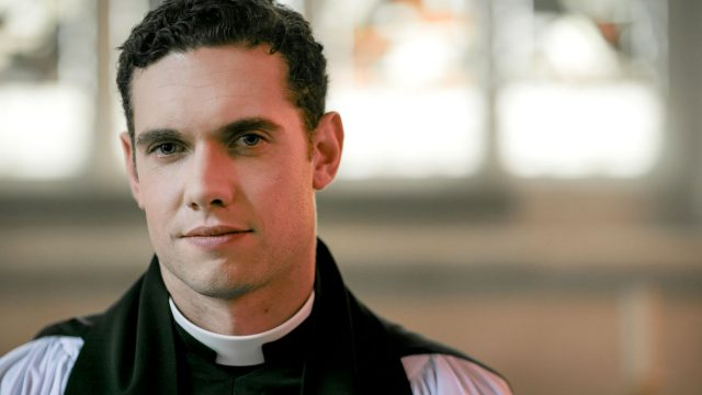 Tom Brittney as Will Davenport in Grantchester on MASTERPIECE on PBS