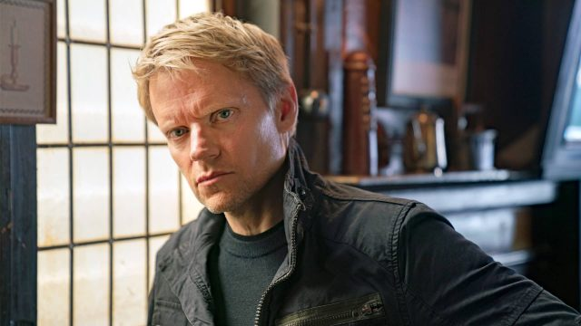 Marc Warren as Piet Van der Valk in Van der Valk, Episode 1