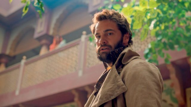 Tom Bateman as John Beecham in Beecham House, Episode 5
