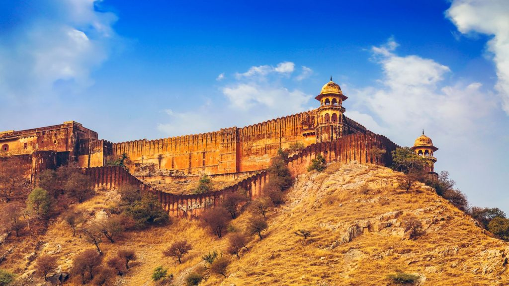 Beecham House locations Jaigarh Fort