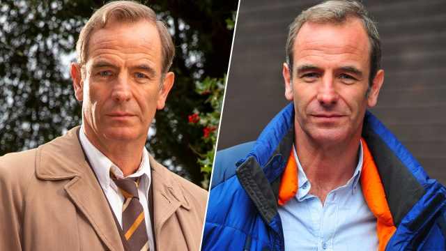 Robson Green as Geordie Keating in Grantchester on MASTERPIECE on PBS
