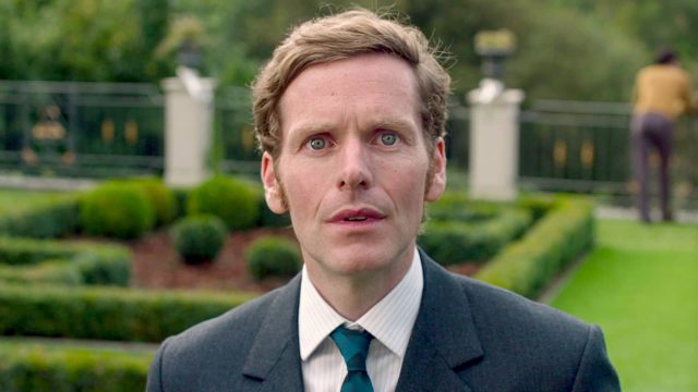 Shaun Evans as seen in Endeavour Season 7 on MASTERPIECE on PBS