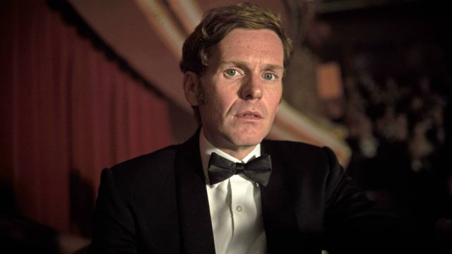 Shaun Evans stars in Endeavour, Season 7: Episode 1