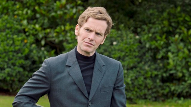 Shaun Evans as Endeavour Morse in Endeavour, Season 7, Episode 2