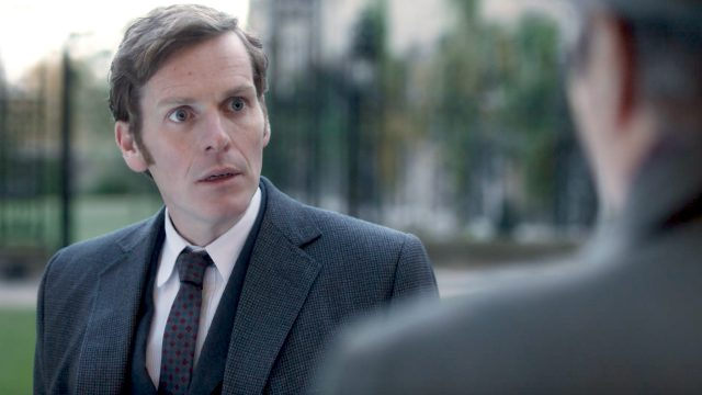 Shaun Evans as Endeavour Morse in Endeavour Season 7, Episode 3