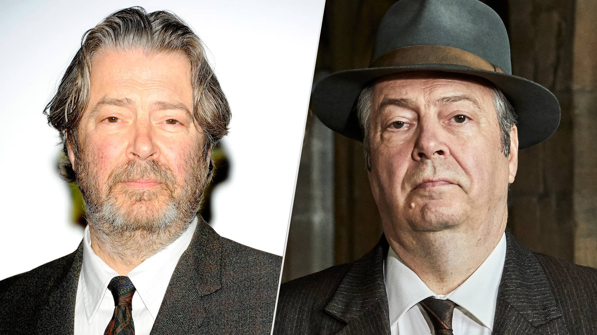 Roger Allam is DI Fred Thursday in Endeavour on MASTERPIECE on PBS