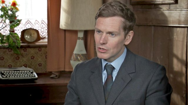 Endeavour's Shaun Evans on directing Season 7, Episode 1: Oracle