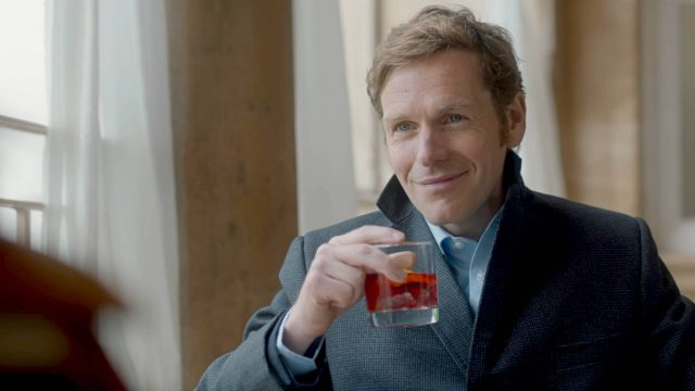 Shaun Evans This Season on Endeavour