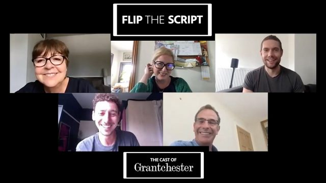 Grantchester Season 5 Flip the Script