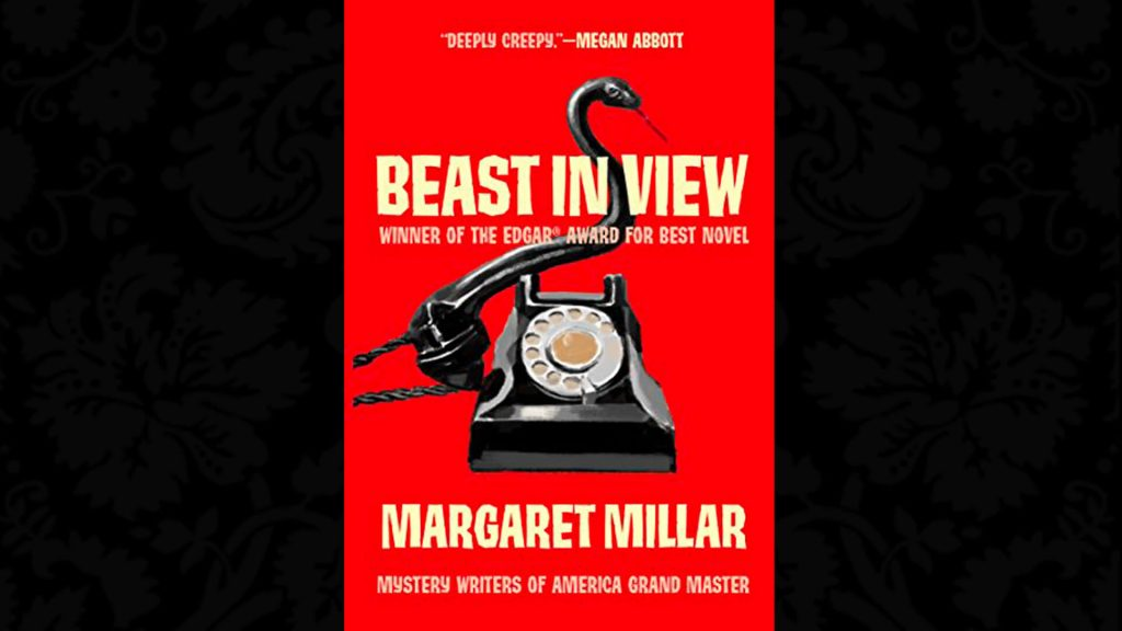 Beast in View book cover