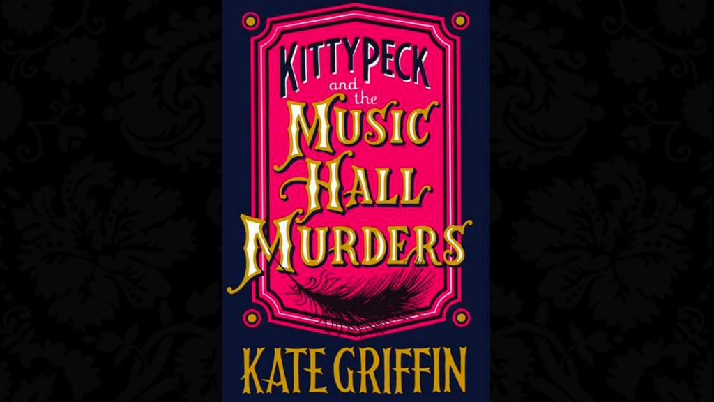 Kitty Peck and the Music Hall Murders book cover