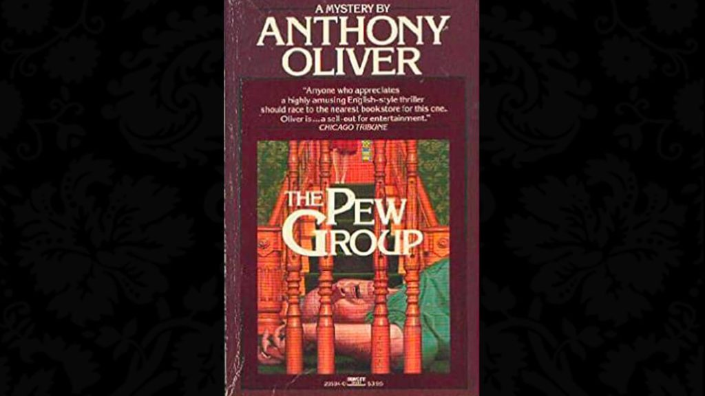 The Pew Group book cover