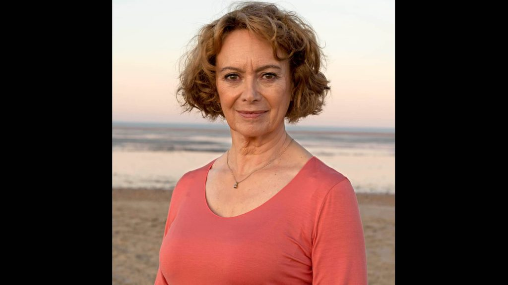 Francesca Annis as Vivien in Flesh and Blood on MASTERPIECE on PBS