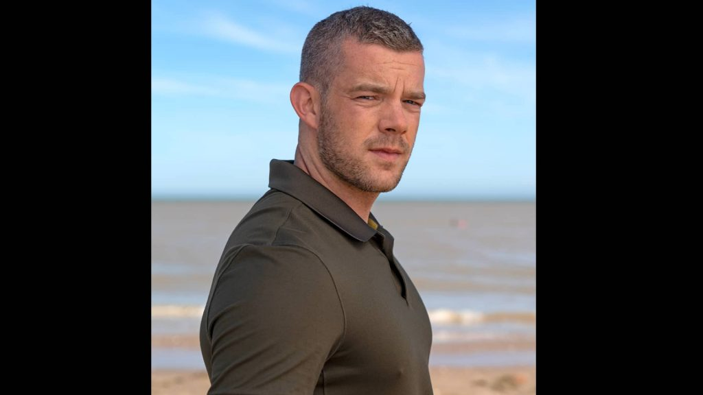 Russell Tovey as Jake in Flesh and Blood on MASTERPIECE on PBS