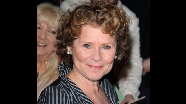 Flesh and Blood star Imelda Staunton