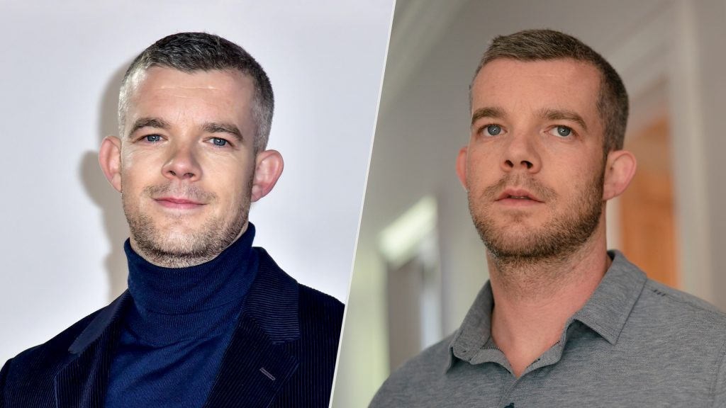 Russell Tovey as Jake in Flesh and Blood