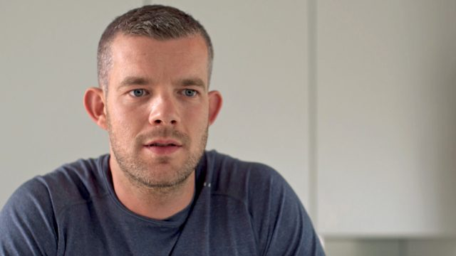 Russell Tovey in Flesh and Blood Episode 2