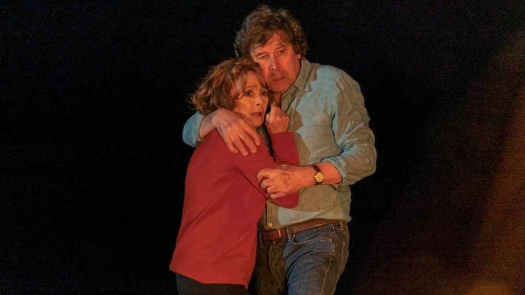 Francesca Annis and Stephen Rea in Flesh and Blood episode 2 on MASTERPIECE on PBS