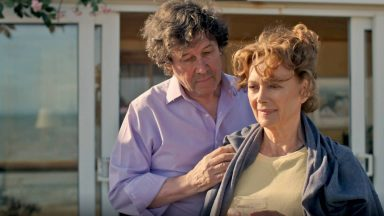 Stephen Rea and Francesca Annis in Flesh and Blood Episode 3 on MASTERPIECE on PBS