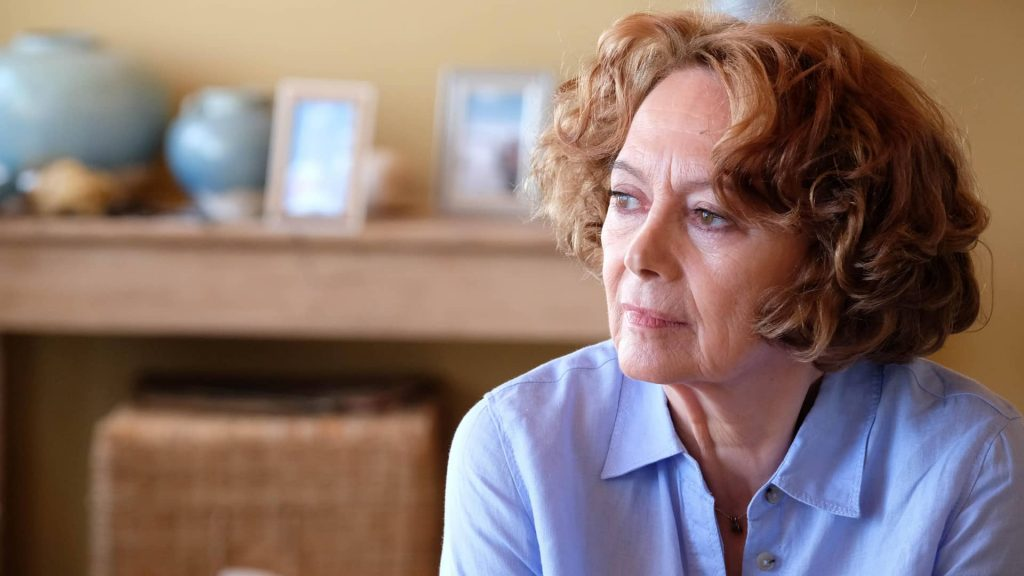 Francesca Annis in Flesh and Blood on MASTERPIECE on PBS