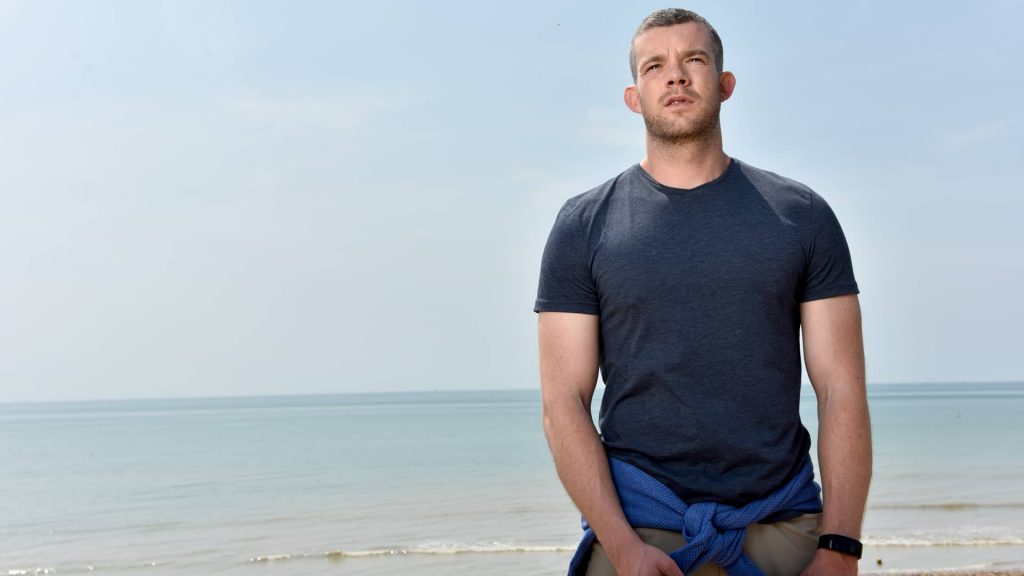 Russell Tovey in Flesh and Blood on MASTERPIECE on PBS