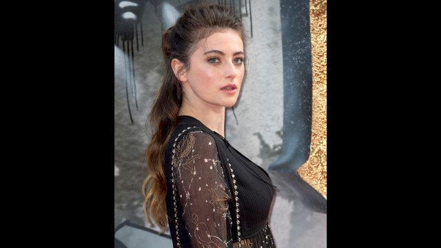 Millie Brady stars in Roadkill