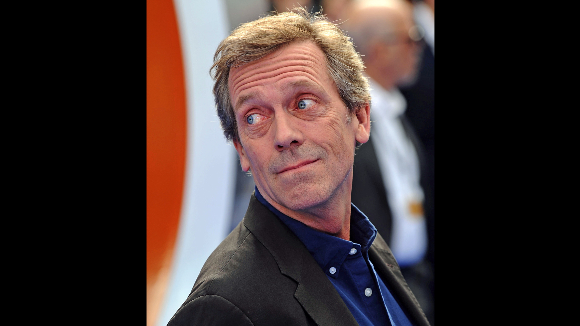 Hugh Laurie stars in Roadkill